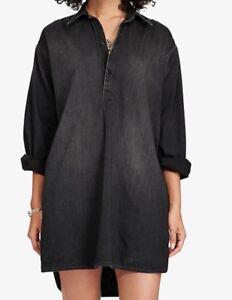 Nwt Jeans & Supply Ralph Lauren Jeans Shirtdress. Taglia XS