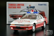 [TOMICA LIMITED VINTAGE NEO LV-N141a 1/64] TOYOTA SUPRA 3.0GT PACE CAR 1986