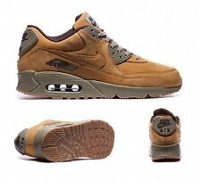 Nike Air Max 90 Winter PRM Flax Bronze Wheat Brown UK 9.5 US 10.5 95 1 Force LV8