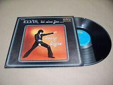 VINYL RECORD ALBUM,TERRY TIGRE ELVIS,WE LOVE YOU,GUSTO RECORDS 1977,SD-993X