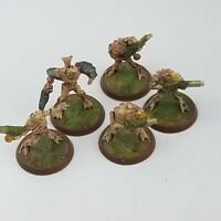 HeroScape Valkyrie Replacement Pieces: 5 Alien figures LOT from the master set