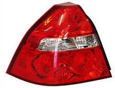 Holden Barina TK Series 02 /2008-2011  Sedan Left hand side Tail Light