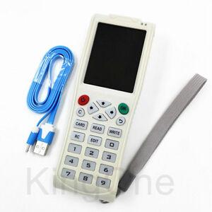 Full Decode Function Smart Card Key RFID NFC IC ID Reader /Writer/Copier iCopy 3