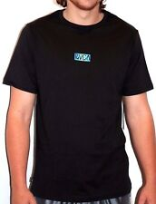 Men's RVCA Shakes Black Surf Shirt / Tee. Size L. NWT, RRP $49.99.