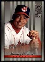 1997 Donruss Studio Manny Ramirez Cleveland Indians #32