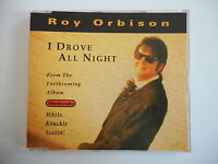 ROY ORBISON : I DROVE ALL NIGHT [ CD-MAXI PORT GRATUIT ]