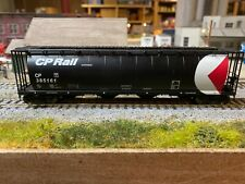 New HO InterMountain CP Rail Cylindrical Grain 4-Bay Covered Hopper #40208-15