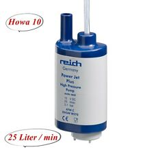 Pumpe Wasserpumpe Reich Tauchpumpe Power Jet Plus 25 l/min 2,1 bar 12 V Camping