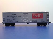 "Mantua Brand HO Scale 40' ""Swift"" Reefer Freight Train Box Car 4226"