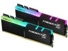 G.SKILL Trident Z RGB (For AMD) 16GB (2 x 8GB) 288-Pin DDR4 SDRAM DDR4 3200 (PC4