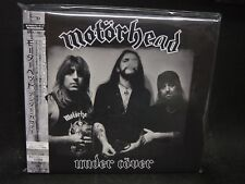 MOTORHEAD Under Cover + 1 JAPAN CD King Diamond Persian Risk Hawkwind Sam Gopal