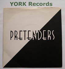 "PRETENDERS - Brass In Pocket - Excellent Condition 7"" Single Real ARE 11"