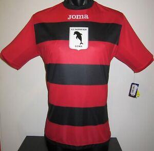 AS Dauphin Noir Goma DR CONGO Joma Home #9 Football Shirt Jersey Soccer Africa M
