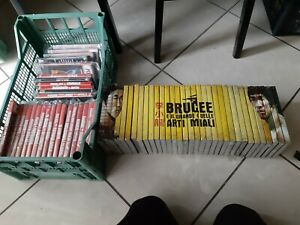 DVD ANCORA SIGILLATI BRUCE LEE- serie non completa .
