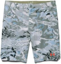 Under Armour UA Sonar Short Ridge Reaper Hydro Camo 36 Board Shorts 1253131 New