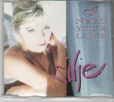 (EW253) Silje, I Need Your Love - 1999 CD