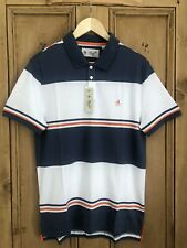 PENGUIN Menswear Short Sleeved Contrast Polo Shirt. Size M. RRP £39.99.