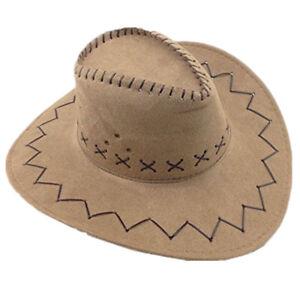 Neu Ctm Mädchen/' Stroh Perlen Rand Cowgirl Western Hut