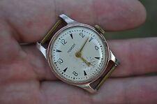 "ZIM POBEDA 4Q-1956 Vintage USSR Wristwatch ""RECENTLY SERVICED"""