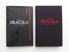 Stoker's Dracula 1 HC Marvel 2005 Marvel Hardcover Dracula