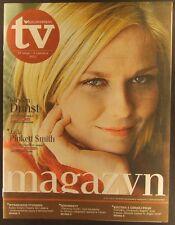 KIRSTEN DUNST mag.FRONT cover 21/2011 POLAND  Jada Pinkett Smith