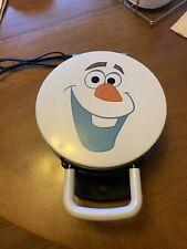 Disney Frozen Olaf Waffle Maker DFR-15 Snowman