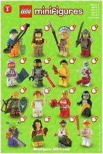 LEGO Figurine Minifigure 8803 Série 3