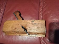 NICE Vintage Antique  Complex Moulding Trim  Wood Plane