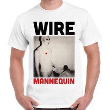 Wire Mannequin Punk Retro T Shirt 1426