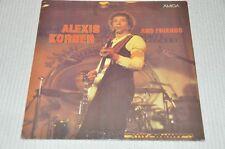 Alexis Korner and Friends - Amiga 80er - Album Vinyl Schallplatte LP