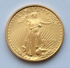 1996 GOLD AMERICAN EAGLE FIVE 1/10 OZ $5 DOLLAR COIN