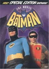 Batman: Movie  DVD Adam West, Burt Ward, Lee Meriwether, Cesar Romero, Burgess M