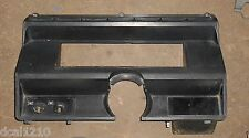 1980-1986 Ford Truck F150 F250 F350 Bronco Dash Cluster Instrument Panel Bezel