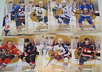 Upper Deck MVP NHL Hockey Lot of 36 Player Trading Cards 2016 2017 Season