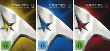 23 DVDs * STAR TREK - RAUMSCHIFF ENTERPRISE - STAFFEL / SEASON 1 - 3  MB # NEU +