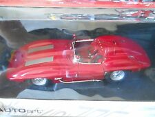 AUTOart Chevrolet Corvette Stingray 1959 Red 1:18 Diecast