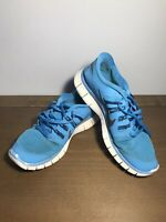 Nike Free 5.0+ Women's Running Shoes, Size 8 - Teal