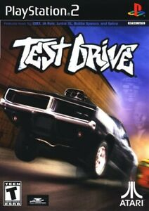 Test Drive Greatest Hits - Playstation 2 Game Complete