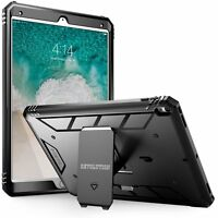 Case For iPad Pro 10.5 / 9.7 / 12.9 Poetic【Revolution】Built-In Screen Protector