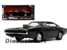 Fast and Furious 9 - 1970 Dodge Charger Black 1 24 Scale Car Jad31942