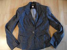 BOSS ORANGE chicer Blazer zum Anzug OLALIA grau Gr. 38 NEUw.  GY1215