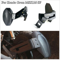 Plastic Rear Wheel Fender Splash Guard Mudguard For Honda Honda Grom MSX125 SF