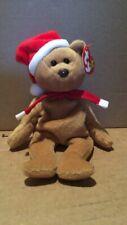 Teddy Christmas Beanie Baby RARE ERRORS PVC KR