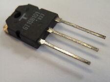 GT15H101 Igbt by Toshiba Transistor 15A 500v Sil N Chan Power Control ~# EG10