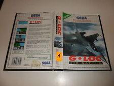Sega Master System  G-Loc  (1)