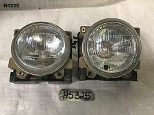 HONDA   CBR  250R  MC19  ALL YEAR  HEADLIGHT AND MOUNT  GENUINE OEM   H5325