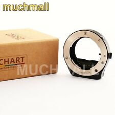 Techart Auto Focus AF Adapter 3rd Contax G mount lens to Sony E NEX-A7 7 6 A5000