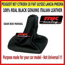 PEUGEOT 807 CITROEN C8 FIAT ULYSSE MK2 2002-2010 GEAR BOX SPEED COVER GAITER