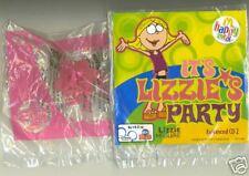 MCDONALDS 2004 LIZZIE MCGUIRE #2 RING & ENHANCED CD MIP