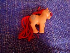 Vintage My Little Pony G1 Gypsy UK Exclusive